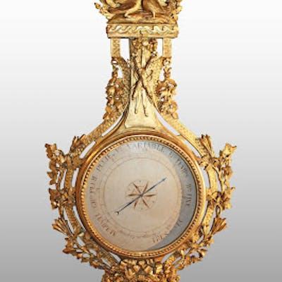 Grand Baromètre - Thermomètre