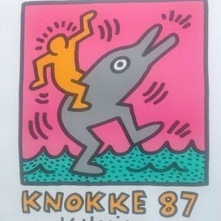 Keith Haring- Knokke 87