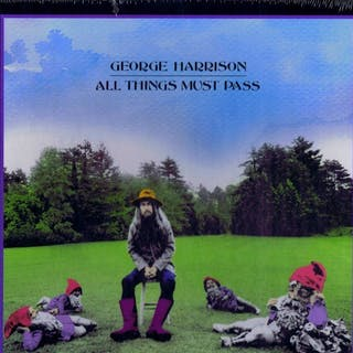 George Harrison - All Things Must Pass - 3x LP Album (Dreifachalbum)