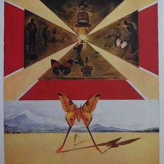 Salvador Dalí- France : Roussillon (petit modèle)