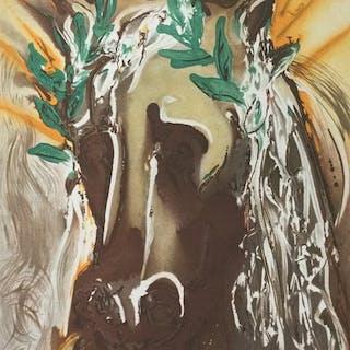 Salvador Dali- Le cheval du printemps - Les Chevaux de Dali
