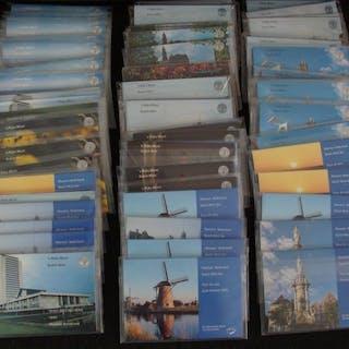 Die Niederlande - Jaarsets 1987/1997 (64 stuks)