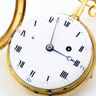 Reloj Francés de REPETICIÓN HORAS Y CUARTOS