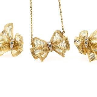 Van Cleef & Arpels - 18 kt Gold - Halskette