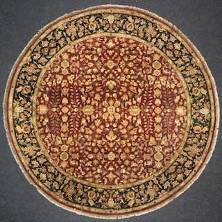 Herati - Round carpet - 276 cm - 273 cm