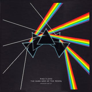 Pink Floyd -Dark Side Of The Moon Immersion Limited Deluxe / 3xCD