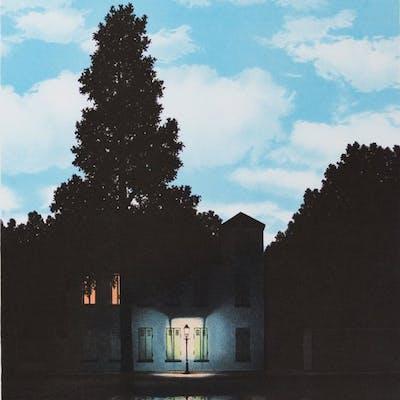 René Magritte (after) - L'Empire des Lumières (The Empire of Light)