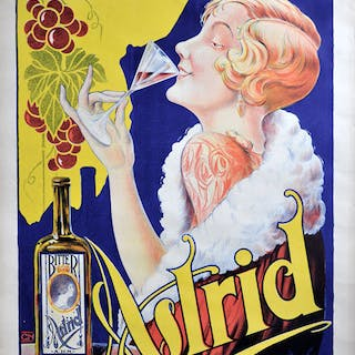 Anonymous - Bitter Astrid - 1920s