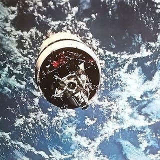 NASA/James McDivitt - (3x) Apollo 9, 1969