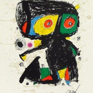 Joan Miró - Poligrafa 15 ans