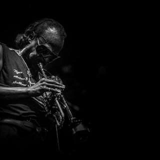 Paul Robert (1955-)- Miles Davis, 1985