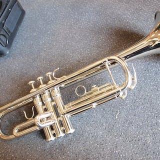 ChS - TR110S zilverkleurigebes trompet - Trumpets
