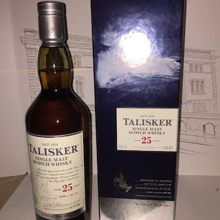 Talisker 25 years old - 0,7 l
