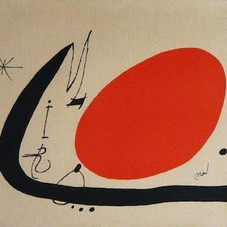 Joan Miró - Ma de Proverbis