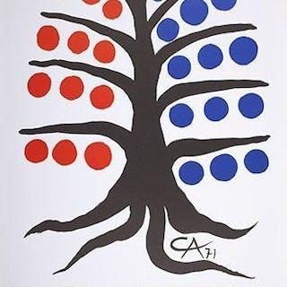 Alexander Calder - L'arbre- 1971