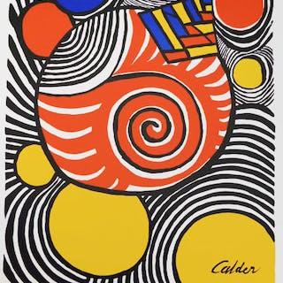 Alexander Calder - Les traveslis du réel - 1979