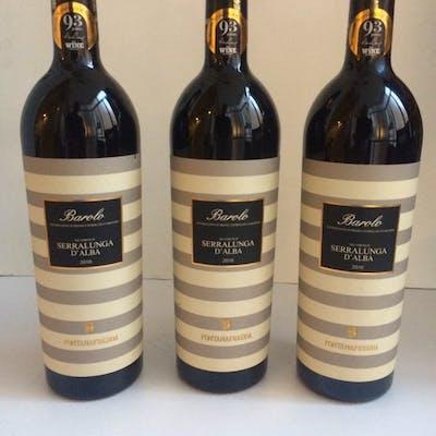 2010 Fontanafredda- Piemont - 3 Flaschen (0,75 l)