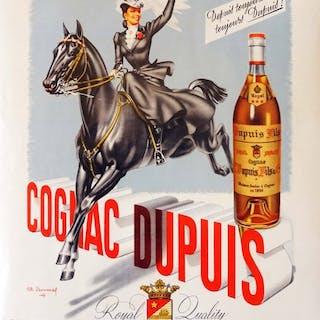Charles Lemmel - Cognac Dupuis & Cie: Royal Quality - 1950er Jahre