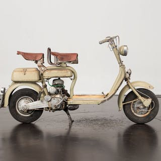 Innocenti - Lambretta D - 125 cc - 1952