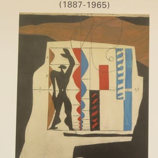 Le Corbusier - Exposition - Le Modulor - 2004