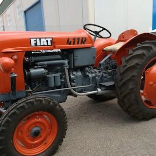 Fiat - R 411 - 1960