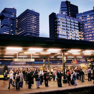 Conor Masterson (1971-) - London Bridge Station, 2002