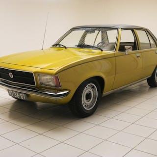Opel - Rekord 1900 SH DeLuxe - 1976