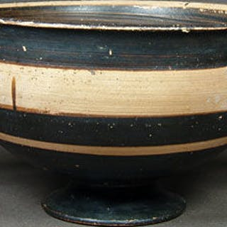 Greek Ceramic Ionian Type Kylix