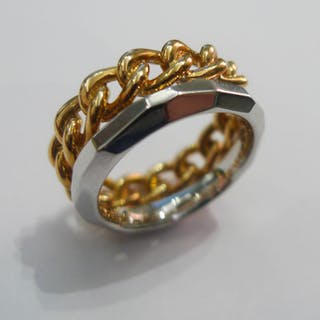 Pomellato - 18 kt. Pink gold, White gold, Yellow gold - Ring