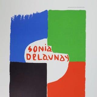 Sonia Delaunay- Hommage à Sonia Delaunay