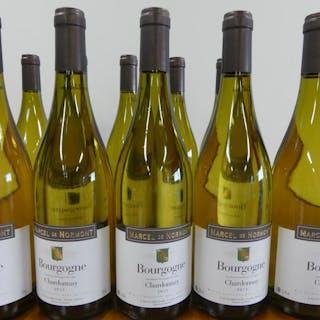 2017 Bourgogne Chardonnay - Marcel de Normont - Bourgogne...