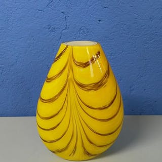 V.A. Serenissima - Vaso - Vetro (vetro colorato)