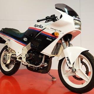 Aprilia - AF1 - Project 108 - 125 cc - 1987