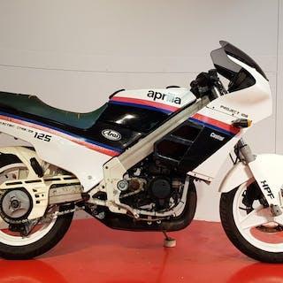 Aprilia - AF1 125 - Project 108 - 125 cc - 1987