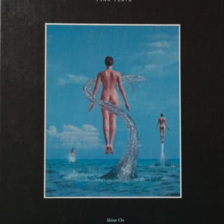 Pink Floyd - Shine on / first US-edition from 1992 - CD Boxset