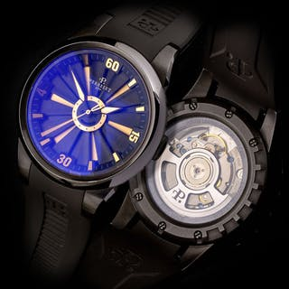 Perrelet - Double Rotor Turbine Automatic Limited Edition...