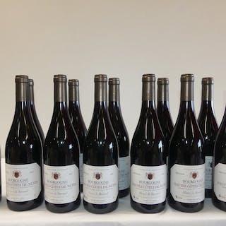 2015 Hautes Cotes de Nuits, Henri de Bareuil - Bourgogne - 12 Flaschen (0,75 l)