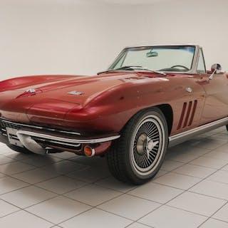 Corvette - C2 Sting Ray  - 1966