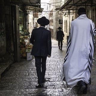 Paul Robert (1955-) - Jerusalem, Sunday Morning, 2018