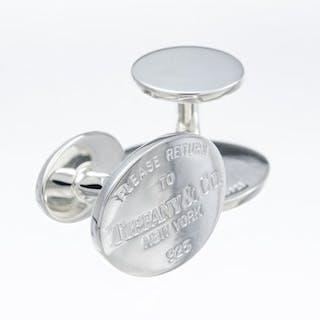 Tiffany & Co Cufflinks Silver - Cufflinks