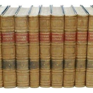 Opere complete di Buffon - 1869/1879