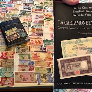 Welt - Collection various banknotes 1800/1970 (150...