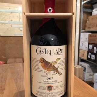 2017 Castellare di Castellina Chianti Classico - Toskana - 1 Double Magnum 300cl