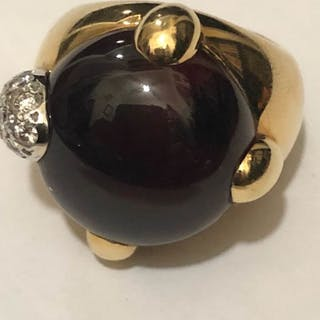 Pomellato - 18 kt. Yellow gold - Ring