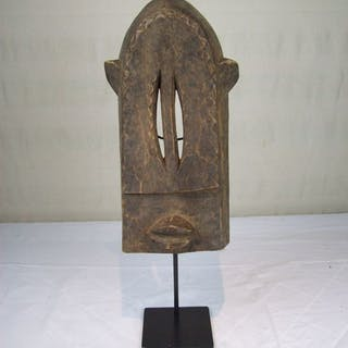 Mask (1) - Wood - SAMANA - Dogon - Mali Africa