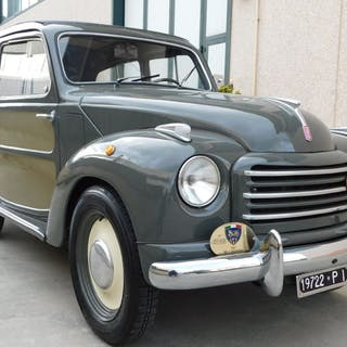 Fiat - 500 BELVEDERE - 1955
