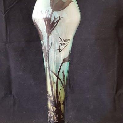 Daum - Vase Art Nouveau