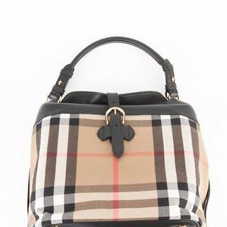Burberry - House Check Handbag
