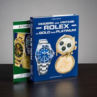 Rolex - Gold & Platinum Book by Guido Mondani- Unisex - 2011-present