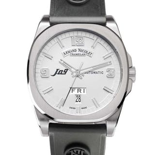 Armand Nicolet - J09 Day&Date Automatic - 9650A-AG-G9660 - Men - 2011-present